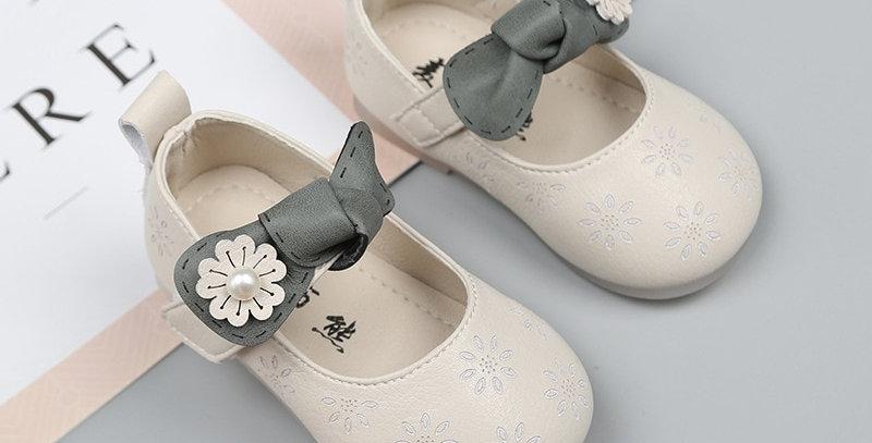 Princess Party Shoes PU Leather 11.5-13.5cm