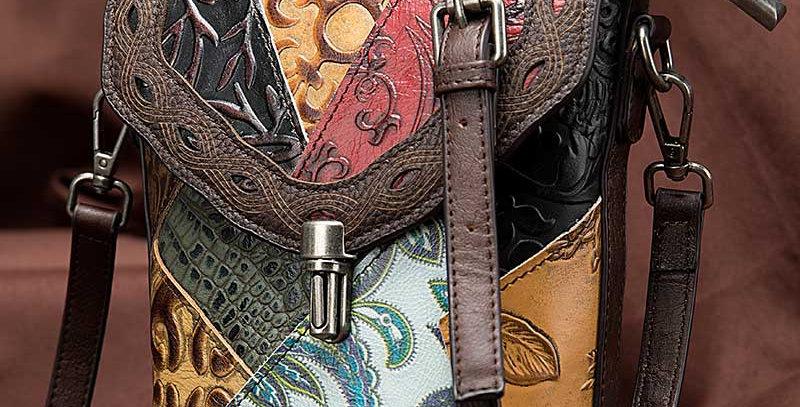 Bag Women's Ladies Genuine Leather
