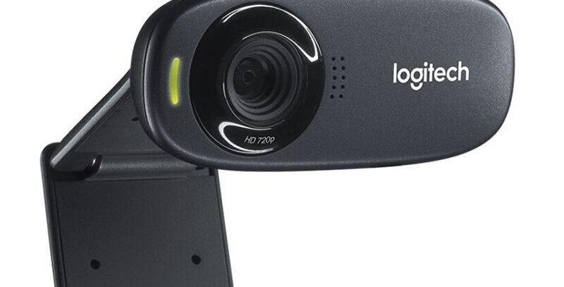 Logitech C310 HD 720P Webcam With 5MP Built-In MIC