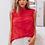 Thumbnail: Elegant Top Embroidery Women Blouse Cotton