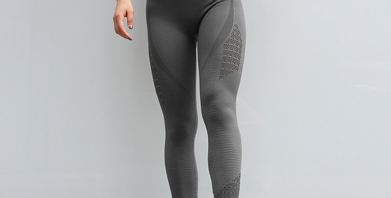 New  High Waist Energy Seamless Leggings Push Up