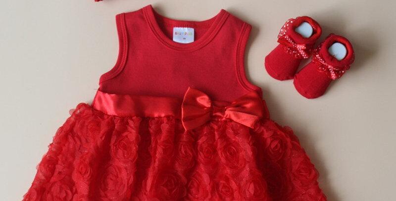 Newborn Dress & Clothes 0-24M