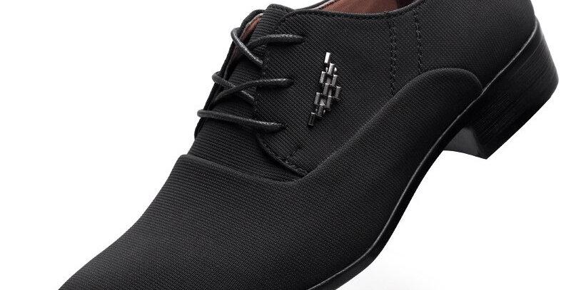 Men Casual Shoes Canvas Lace Up  Moccasins Men Flats Oxford Big Size