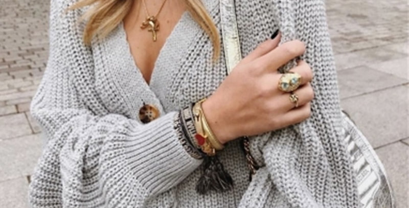 Casual Knitted Cardigans