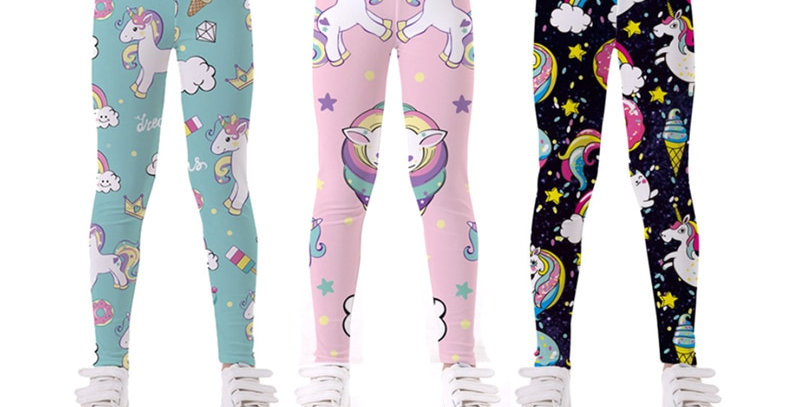 Legging Girls 5-11T