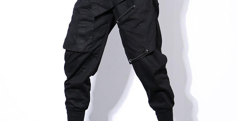 Streetwear Harem Pants Men Hip Hop
