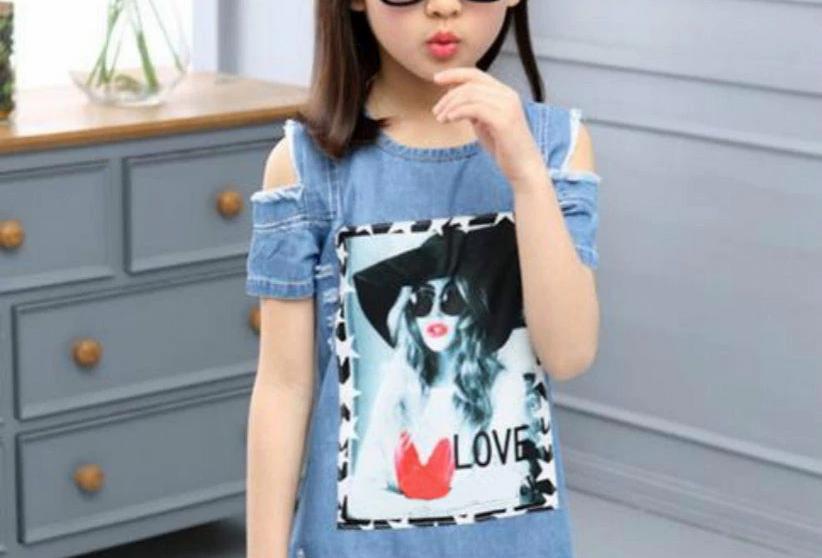 Children Dresses for Girls 4T-11