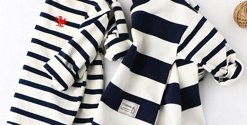 Cotton O-Neck Sweatshirts 2-6T