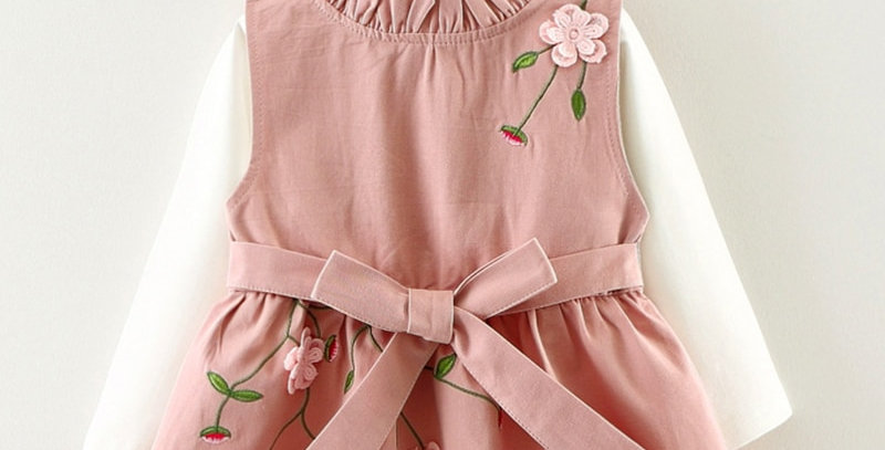 Cotton Princess Dress 6-24M