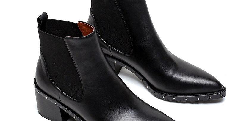 High Heels Women Chelsea Boots