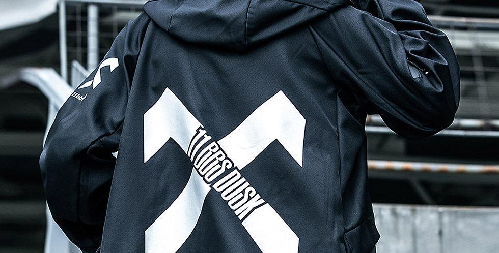 Hip Hop Tactical Jackets Men Windbreaker
