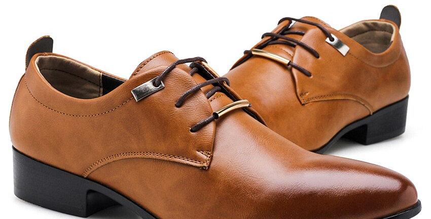 Men Dress Office Shoes