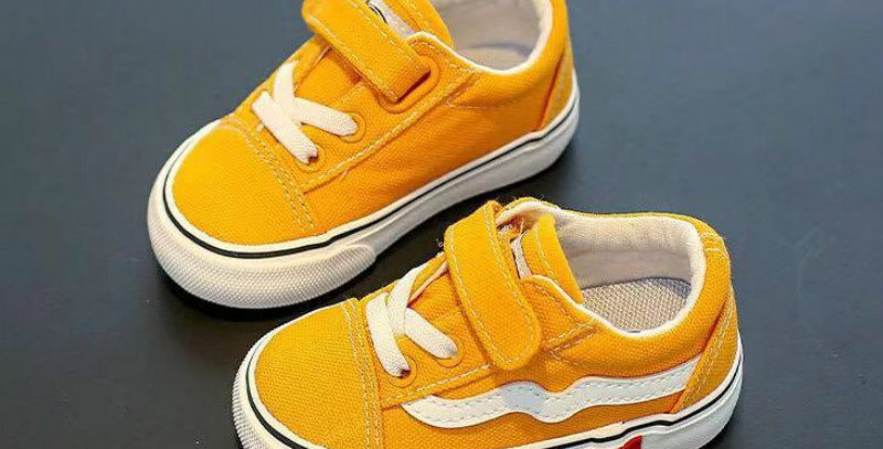 Baby Shoes Canvas 1-3 Years Old