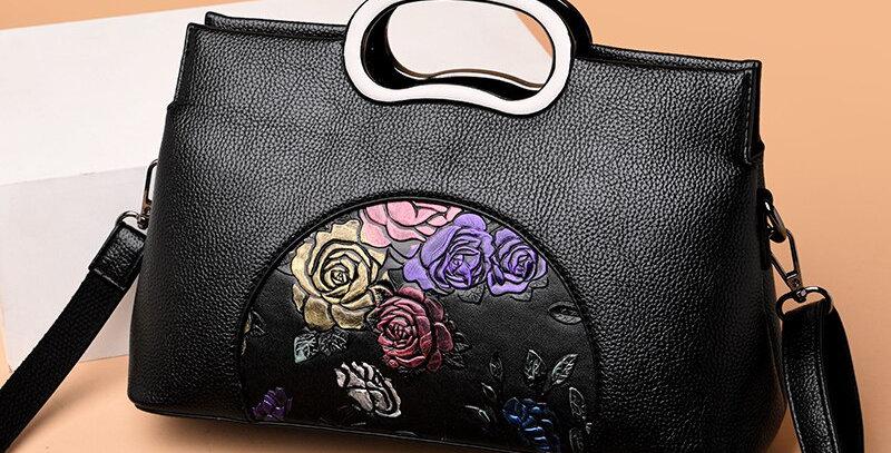 Genuine Leather Luxury Handbags