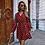 Thumbnail: Casual Mesh Full Sleeve Dress