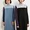 Thumbnail: Dress Temperament Contrasting Color
