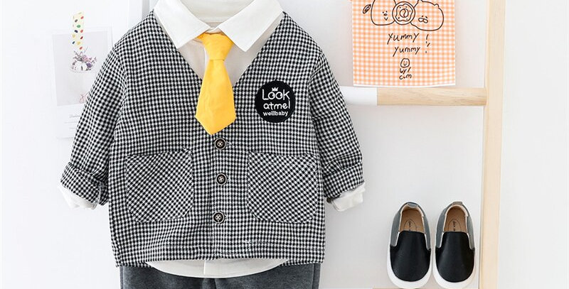Infant Cotton Clothing Sets 12M-4T