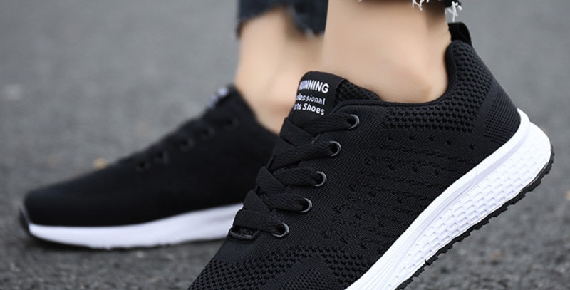 Female Stability Athletic Fitness Gym Sock Sneaker Trainers