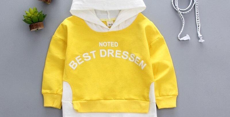 Cotton Sweatshirts Kids 9M-5