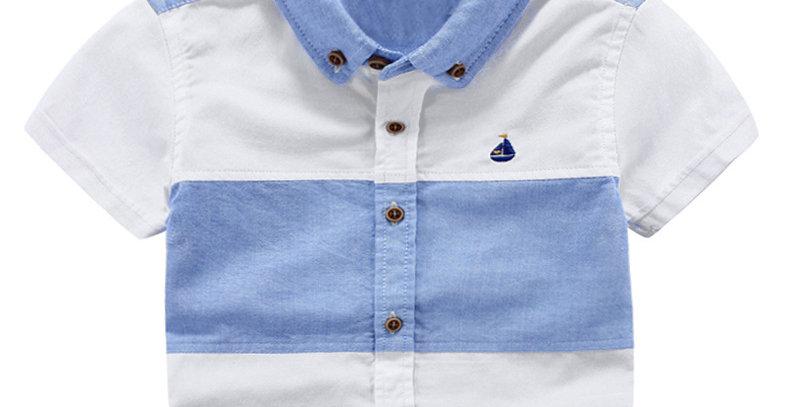 Boys Cotton Shirts 2T-8
