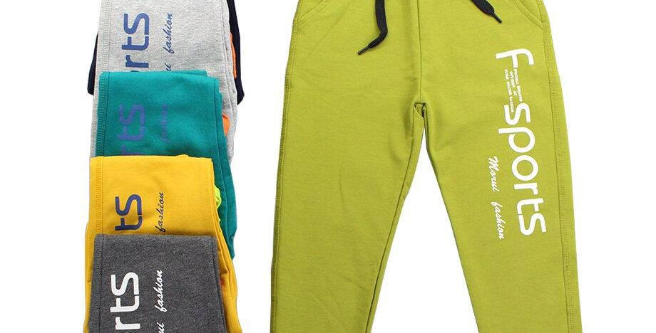 Pants Cotton 3T-12