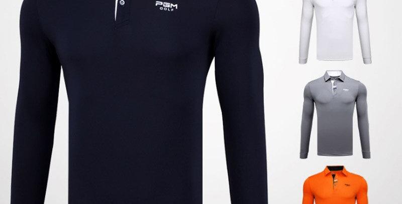 PGM Men's Golf Shirts Man Long Sleeves T Shirt