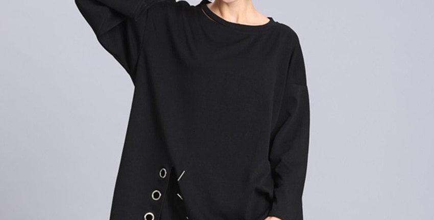 Split Pullover Women
