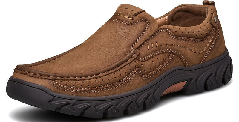 Camel Active New Genuine Leather Men Shoes