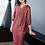 Thumbnail: Batwing Sleeve Loose Big Size Dress