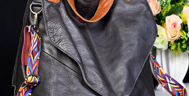 Arliwwi Bag 100% Genuine Leather Handbags