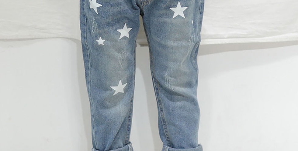 Girls Jeans 2-6T
