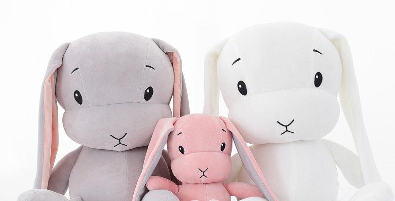 50CM 30CM Cute Rabbit Plush Toys Bunny Stuffed &Plush Animal Baby Toys Doll Baby