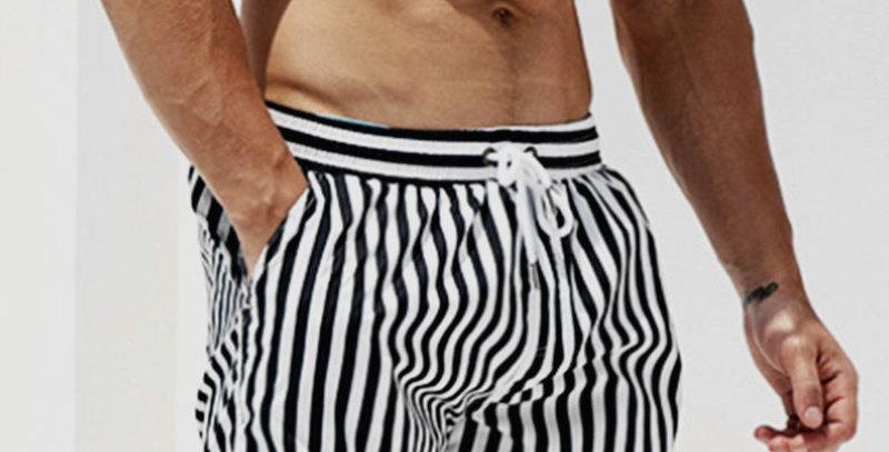 Desmiit Swimwear Swimming Shorts for Men Swimming Trunks Plus