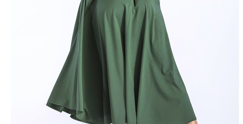 Maxi Long Skirts Plus Size