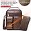 Thumbnail: Men Shoulder Bag PU Leather