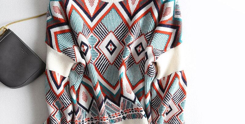 Warm Cotton Sweater