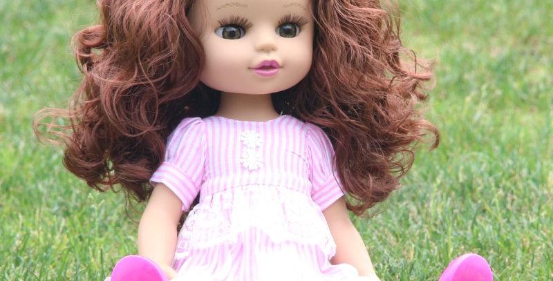 35CM Baby Reborn Doll Toys for Girls
