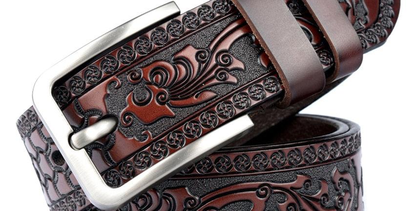 Belt Genuine Leather for Men