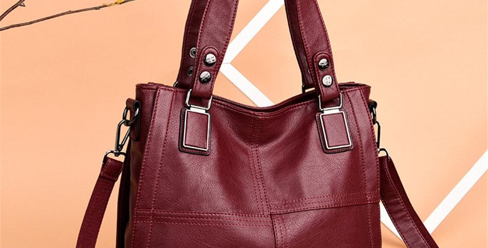 Leather Handbags Women