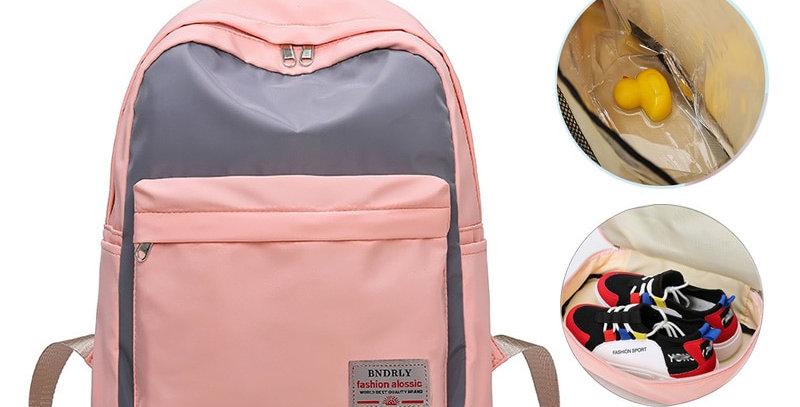 Gym Bags Travel Bag Waterproof Nylon Sports Backpack Women