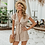 Thumbnail: Simplee Bohemian Sleeveless Women Short Playsuits