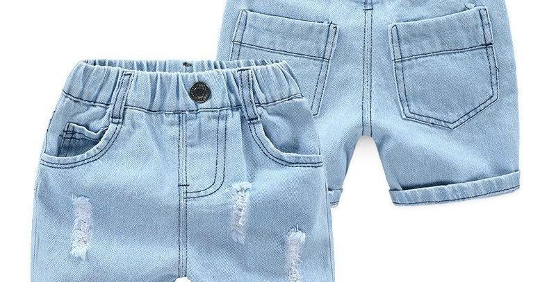 Denim Shorts 24M-8T