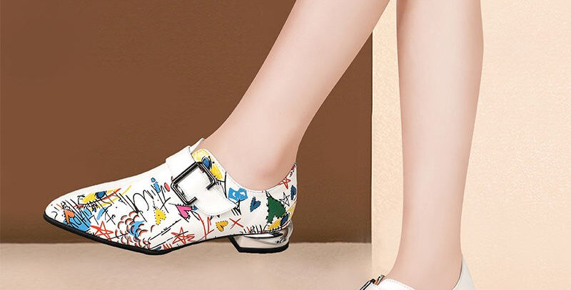 Ethnic Style Shoes