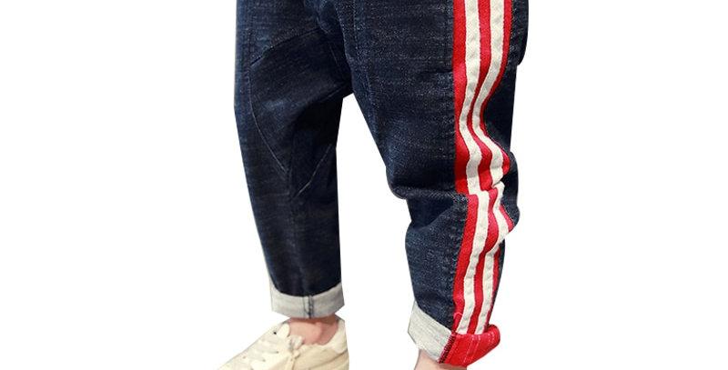 Cotton Jeans Boy 4-12