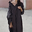 Thumbnail: Long Style Stripe Shirt Style Dresses