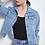 Thumbnail: Denim Jacket Women Basic