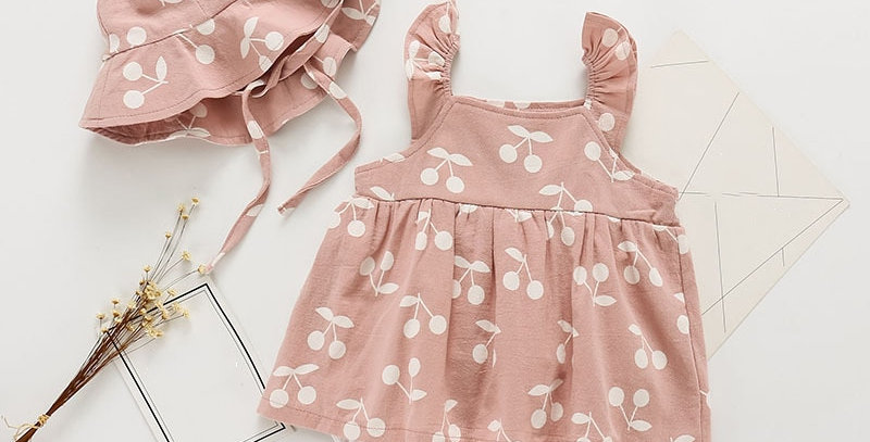 Baby Clothing+ Hat 3-24M