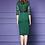 Thumbnail: Women Elegant Office Pencil Dress