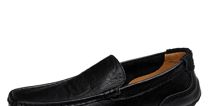 FEVRAL Classic Comfortable Men Casual Shoes Loafers Plus Size