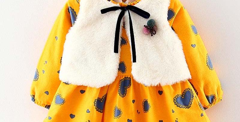 Princess Dress 6-24M
